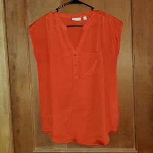 Calvin Klein blouse size SM